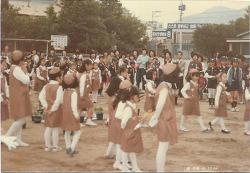 1980년초 어린이 스카우트의 모습