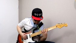 [기타강좌] 이두헌의 스튜디오 리듬기타 Ex.27