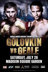 Gennady Golovkin vs Daniel Geale 2014-07-26