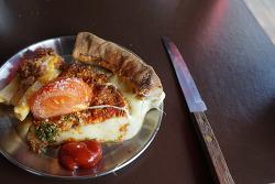 소사벌 리골레토 시카고피자&펍 평택이 외국으로 보인 맛