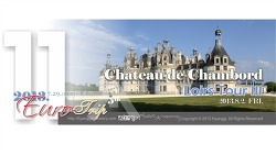 [D+3] Loire Tour III - Château de Chambord, Chambord, France 샹보르 성, 프랑스