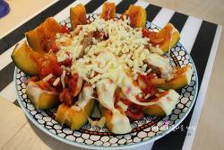 단호박 요리, 맛있게 찜으로 즐기기