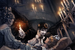 [모오락/Mozart l'Opera Rock/모차살리모차] Death angel Salieri