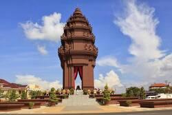 [캄보디아 여행가이드] 프놈펜의 주요 관광지 알아보기 (Places of Interest in Phnom Penh, Cambodia Travel Guide)