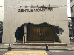 Gentle Monster @홍대