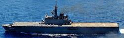 일본 오오스미급 상륙함(자기들 말로는 수송함)의 갑판에 대해