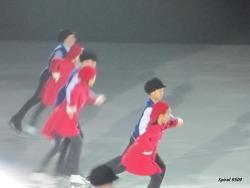 캐나다 키치너/워털루 SC 75주년 아이스 쇼 - 한국의 아댄 꿈나무