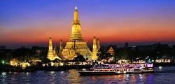 세계에서 방문자 가장 많은 도시 1위는 방콕
