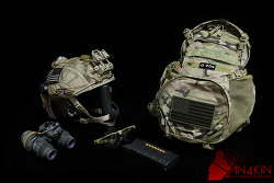 [기타 장비] 75th RANGER helmet & eagle industries yote hydro pack photo.