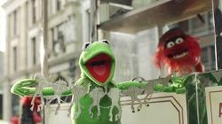 립톤(Lipton)티의 머팻(Muppet) 타이인(Tie-in) 공동광고 - 바쁜 뉴욕시에서도 차 한잔과 함께 여유를 가지세요 [한글자막]