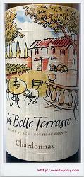 본필 라 벨르 테라스 샤르도네 2009 (Bonfils La Belle Terrasse Chardonnay 2009)