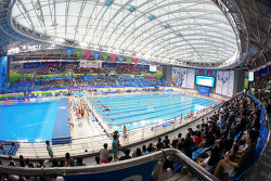 수영경기장 1/2  2014 인천아시안게임   Asian Games Incheon 2014