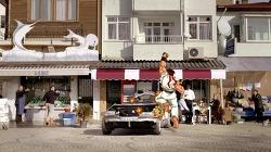 스트리트파이터2의 류가 실제 자동차를 부순다! - 터키의 Anadolu Sigorta 자동차보험 광고 [한글자막]