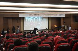 """엘란쎄 """"global symposium"""" 참석"""