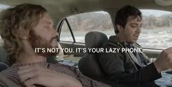 모토로라(Motorola) 스마트폰 Moto X의 Lazy Phone TVC 캠페인.