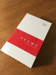 샤오미 YI 대시캠 개봉기