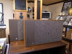 미국 Jensen 젠센 TR-9 벽걸이형 빈티지 스피커 입니다.