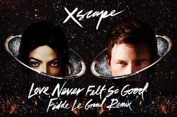[Pops English | 07.07-07.08] Love Never Felt So Good-Michael Jackson (Feat. Justin Timberlake)