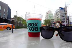 홍대 수박쥬스 BOX  입니다.