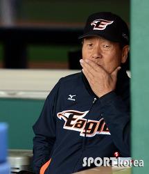 한화 선수들의 빈볼, 김성근 감독은 어떻게 느꼈을까?