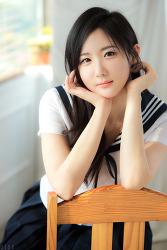 청순한 학생같은 그녀 :) MODEL: 연다빈 (7-PICS)
