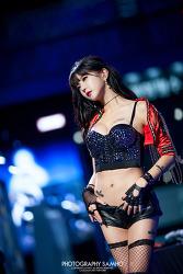 2015 지스타 G-star 소니 월드오브탱크 허윤미 #1