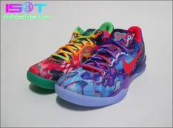 "Nike Kobe 8 System PRM ""What The Kobe"" - IST Review | 나이키 코비 8 시스템 ""왓 더 코비"" 프리미엄 - 잇츠슈즈타임 리뷰"
