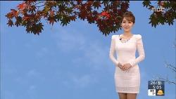 151026 MBC 뉴스5 이현승 기상캐스터