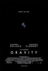 그래비티, 영화가 아닌 우주를 체험하다.