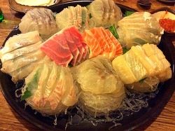 [낙성대역/벼락가우리] 해물이 제대로인 일본식 선술집