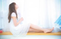아름답고 청순한 그녀 MODEL: 연다빈 (3-PICS)