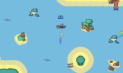 낚시의 추억 - Fishy Waters