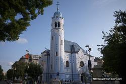 165.청기와 성당과 동상의 도시 브라티슬라바