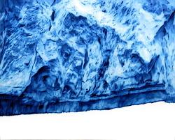 Iceberg 60,5 x 72 oil on canvas 2015