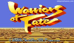 마메 게임 - 삼국지2 / 천지를 먹다2 적벽대전 / 워리어즈 오브 페이트(Warriors of Fate)