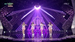 150605 CUPID (KBS2 뮤직뱅크) / KARA