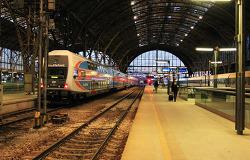 [체코 기차여행] SC펜돌리노 타고 올로모우츠로