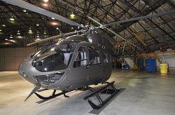 UH-72A 라코타(Lakota) 헬리콥터의 내부/ 미군의 성능시험(2007), UH-1과의 성능 비교표