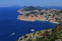 [크로아티아 여행] 시퍼런 바다를 끼고있는 아드리해의 진주, 두브로브닉