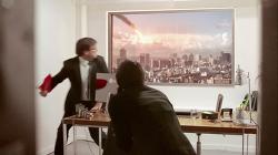 LG Ultra HDTV의 Ultra Reality 캠페인 - 소행성충돌 몰래카메라 TVC.