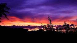 뉴질랜드 환상적인 노을 영상 그리고 힐링, 명상음악 (기타+마오리족 전통 치유음악 콜라보)