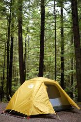 [캠핑_2017.06] Alice Lake : 캠핑은... 원래 아무것도 안하는거다.