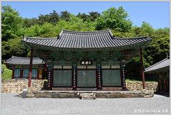 전남 순천 동화사 대웅전