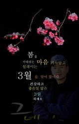 3월  봄