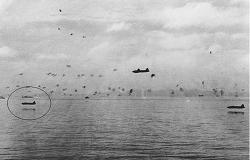 과달카날에서 어뢰 공격을 한 생존 일본 조종사