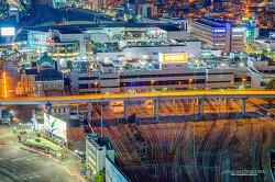 서울역이 보이는 아름다운 야경!![D7000/서울역/야경/서울풍경/서울야경/서울전망좋은곳]