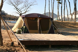 33th...   여수 웅천해변공원 캠핑장....  2013.12.21 ~ 12.22.