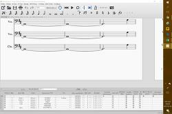 아마추어 음악이야기 - 반주어플 Musescore (2) PC에서 타블렛으로 악보 옮기기