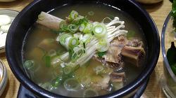 대전 맛집 점심 특선 갈비밥과 왕갈비탕