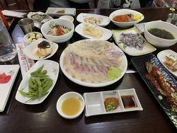 [맛집] 장보고회수산
